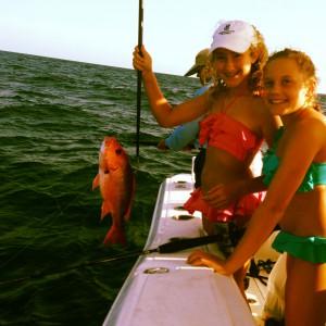 Orange Beach Snapper Fishing