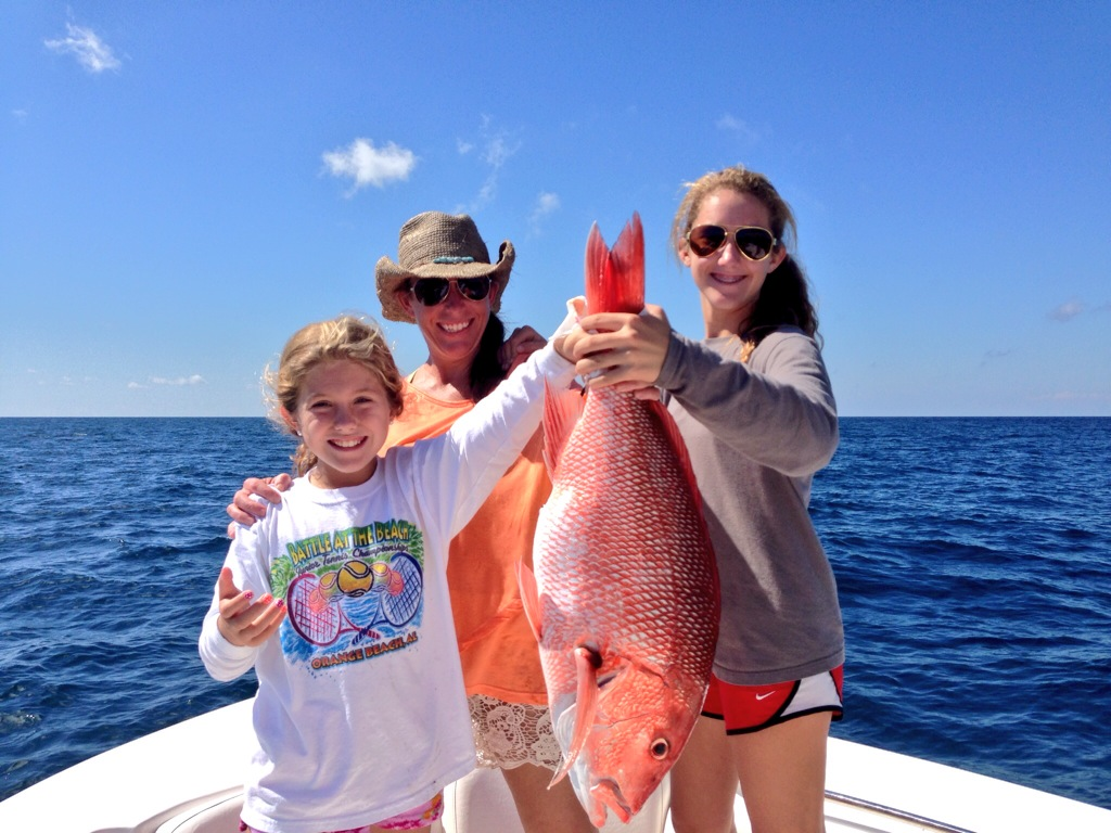 Orange Beach Deep Sea Fishing