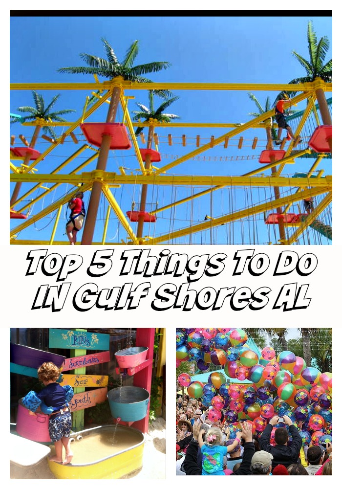 things to do gulf shores al