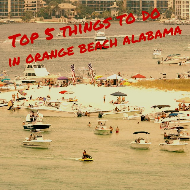 Top 5 Things To Do In Orange Beach Alabama Posted On September 18