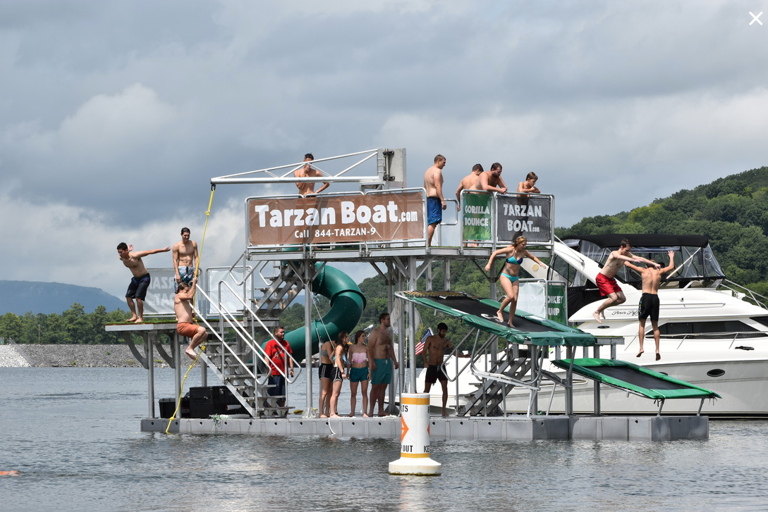 Take An Afternoon Off The Beachside And This Fun Filled Boat For On Ole River In Orange Beach
