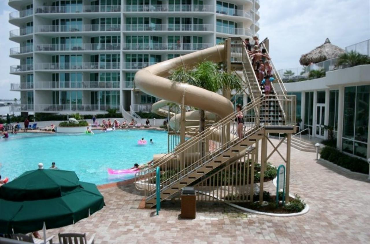 Caribe Resort Orange Beach Photos
