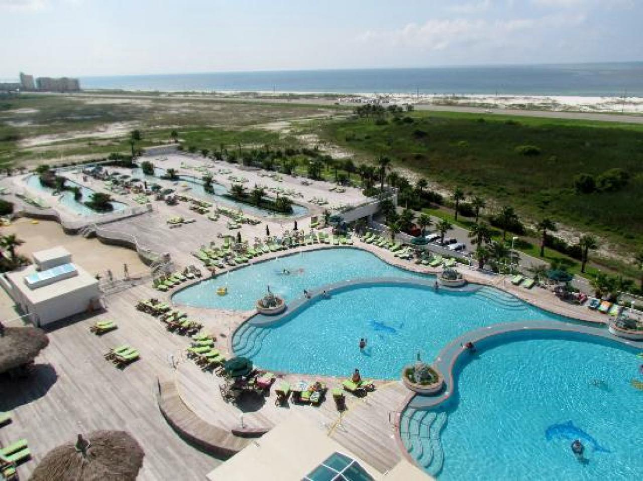 Caribe Resort Orange Beach Lazy River