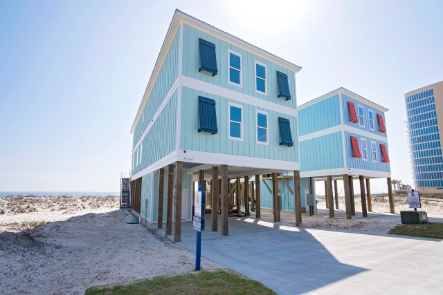 Beachfront Orange Beach House Al