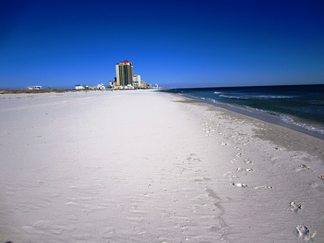 4 Bedroom Orange Beach Rental