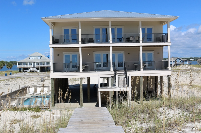 Vacation Beach House Rentals In Orange Beach