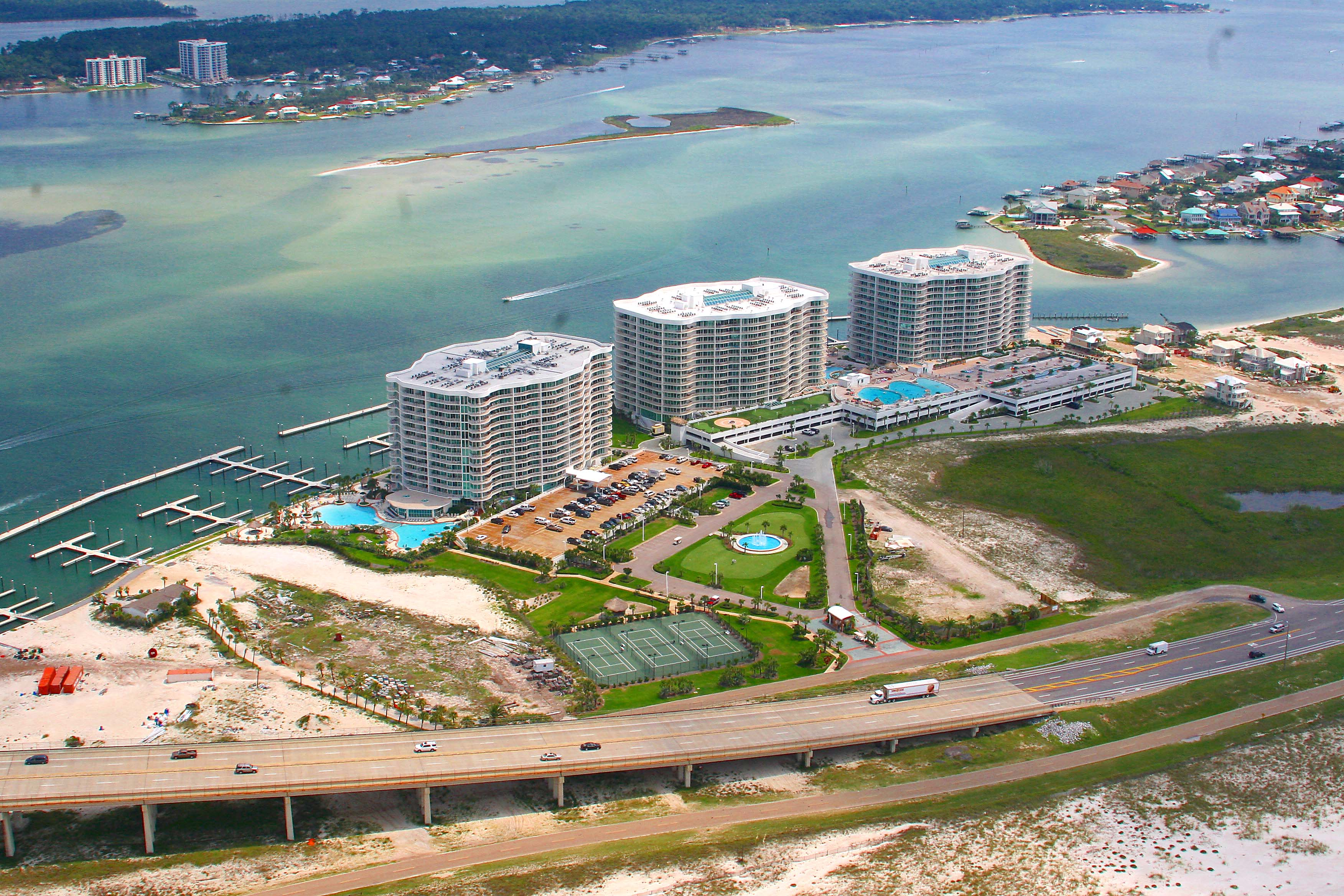 Orange Beach Condos At The Caribe Resort