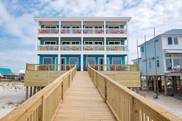 Whether You Are Looking For A Large Beachfront Gulf Ss Beach House Or Orange Condo Getaway