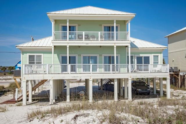 Sandy Castle Beach Home
