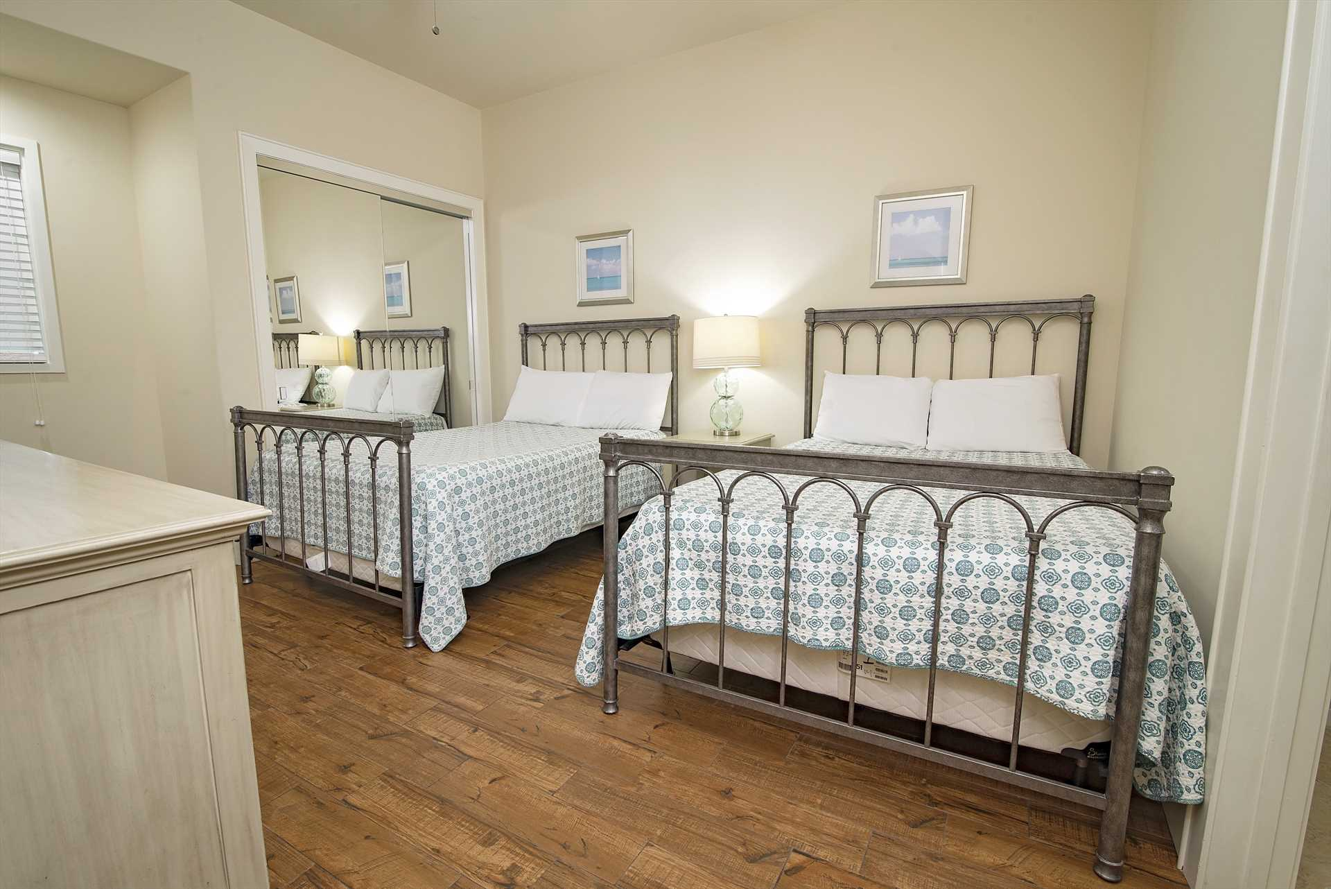Turquoise Place 603C Guest Bedroom 1